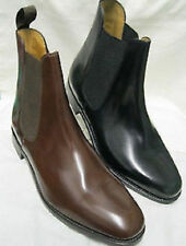 Loake Chelsea, Ankle 100% Leather Shoes for Men