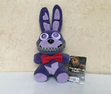 """New EXCLUSIVE Funko Five Nights at Freddys NIGHTMARE BONNIE 6"""" Plush Toy Doll"""
