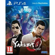 Yakuza 0 Zero - PS4 neuf sous blister VF