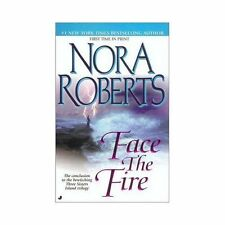 Face the Fire (Three Sisters Island Trilogy), Nora Roberts, Good Book #3