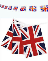10M Royal Wedding Harry Meghan Union Jack Bunting Flags Party British GB UK