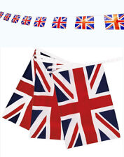 12ft Royal Wedding Harry Meghan Union Jack Bunting Flags Party British GB UK