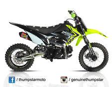 Genuine Thumpstar ® | TSB 110cc | Mini Moto | Beginners Pit Bike | FREE PARTS