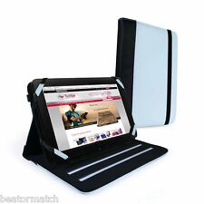 """Tuff luv Slim-Stand Faux Leather Amazon Kindle Fire Hd Cover Nook 9"""" Case C8_37"""