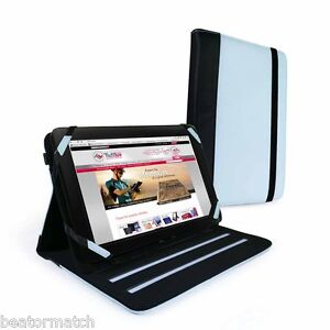 """Flip Folio Book Folding Leather Stand Case For Amazon Kindle Fire HD Nook 9"""""""