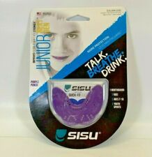 SISU NextGen Aero Junior  MouthGuard All Sports Purple New in Package