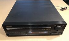 VINTAGE 1989 NEC LaserVision LD-2000 CD/CDV/LASER DISC PLAYER
