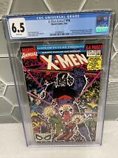 X-Men Annual #14 1st Gambit - Marvel 1990 CGC 6.5 White Pages