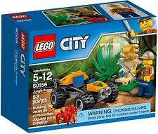 Ref.60156 LE BUGGY DE LA JUNGLE - Lego City