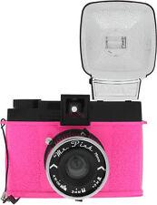 Lomography Diana F+ Mister Pink edition + 1 pellicule / film roll (port FR 0€)
