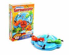 Hasbro Hippo Flipp Gesellschaftsspiel Kompakt Reisespiel Spiel Kinderspiel