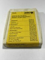 Rare U.K. Import: Fiddler On The Roof, Recorded In England 8-Track Cassette Tape