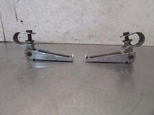 G HONDA SHADOW SPIRIT VT 1100 2002 AFTERMARKET FRONT L&R FOOT PEG CRASH BAR