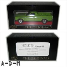 Trax 1:43 TR48 1974 Holden HJ Sandman Ute As in Box