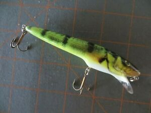 New Berkley Frenzy Shad - Naturalized Perch - 4 inch
