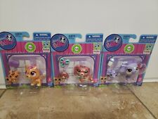 Littlest Pet Shop Mommy And Baby dachshund elephant tiger RARE Factory Sealed!!