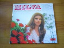 MILVA Tango inspirationen GERMAN LP POLYDOR 1968