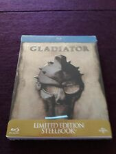 Gladiator Blu-ray Steelbook  Limited Edition NEU/OVP