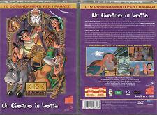 I 10 COMANDAMENTI PER I RAGAZZI 2 - UN GIORNO IN LOTTA - DVD (NUOVO SIGILLATO)