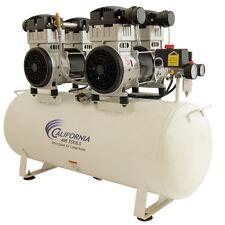 California Air Tools SP Ultra Quiet Oil-Free 4-HP 20-Gallon Duplex Air Compre...
