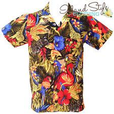 4b0243ed Men's Hawaiian Short Sleeve Casual Shirts for sale | eBay