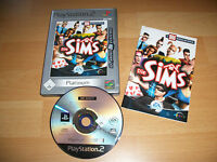 Die Sims (Sony PlayStation 2, 2004, DVD-Box - TOP Spiel