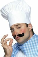 NEW Chefs Hat -  Master Chef Costumes Smiffys Halloween Fancy Dress Accessories