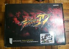 Street Fighter IV Arcade Fightstick - PS3 - Collector's Edition - Used