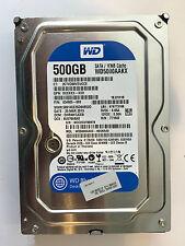 Western Digital Blue 500 GB WD5000AAKX - SATA