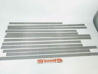 BL5-3# 12x Roco H0/DC 42201 Flexgleis/flexibles Gleis/Gleisstück Neusilber