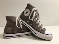 Converse Chuck Taylor All Star Core Hi-Top Shoes Charcoal 1J793 Womens 6.5