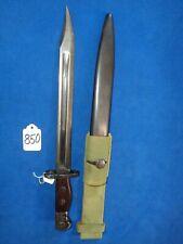 India L1A3 Bayonet - B. Porter Coll. (850)
