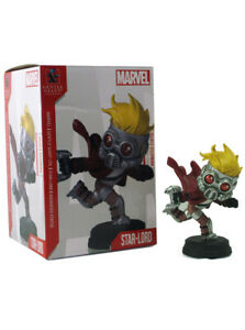 Gentle Giant Star-Lord Animated Statue Skottie Young Guardians Marvel Ltd 3000