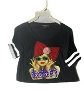 Ambiance Apparel Shirt Small Adorable