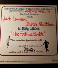 THE FORTUNE COOKIE - SOUNDTRACK  UAL 4146 Mono, Andre Previn