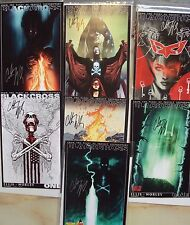 BLACKCROSS 1 PROJECT SUPERPOWERS WARREN ELLIS 7 VARIANTS SIGNED BY COLTON WORLEY