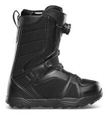 ThirtyTwo Men STW BOA Snowboard Boots (9) Black 2015
