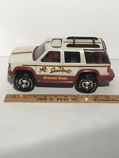 Vintage nylint  chevy tahoe Arizona State Sun Devils truck  excellent condition