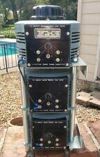 Superior Powerstat Variable Autotransformer 136b 3 Bp57506 240 3 Phase