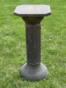 Antique Arts Crafts Brass Table Limbert, Rohlfs,Stickley,Roycroft, Grand Rapids