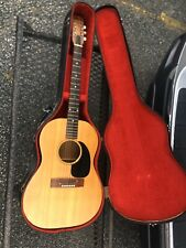 1969 Gibson B-15 acoustic guitar in original case with original strap
