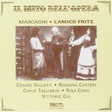 Pietro Mascagni - L'amico Fritz [New CD]