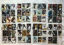 Jaromir Jagr Collection Lot of 80 DIFFERENT Hockey Cards Inserts, Parallels