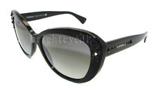a1abdef47929 Authentic VERSACE Crystal Charm Black Sunglasses VE 4309B - GB1 11  NEW