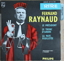FERNAND RAYNAUD    45T 3 TITRES