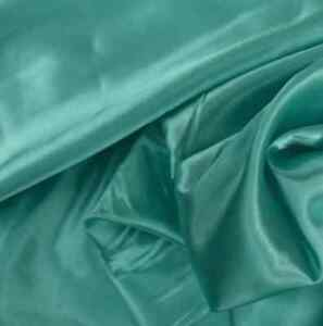 Won't Pop Off Sheets California Split King Satin-Sea Foam Green for Parkinson's
