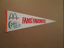 IHL Saginaw Gears Vintage Fans' Favorite Hockey Pennant
