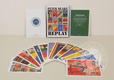 Peter Blake Replay Cards Complete Boxed Set Postcards