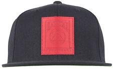 BLVCK SCVLE 5 Percent Snapback Hat Headwear Cap Lid Streetwear Fashion Black