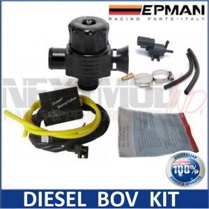 DIESEL BLOW OFF VALVE KIT; Electronic BOV TURBO 4WD suit NAVARA PATROL HILUX